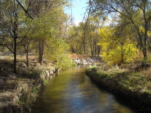 Fountain Creek, Fountain Colorado
