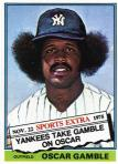 Yes I actually have this card in my collection.  Dig the hair style