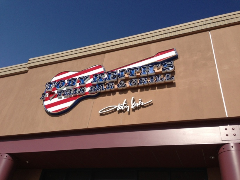 Toby Keith's Bar & Grill