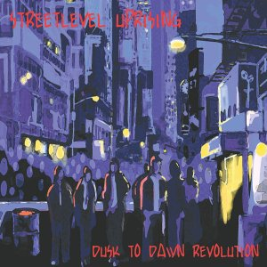 Dusk To Dawn Revolution CD Cover