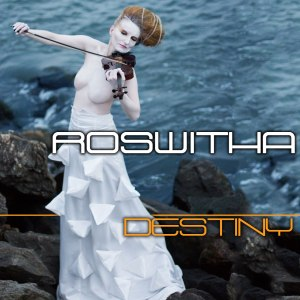 Roswitha CD Cover Destiny